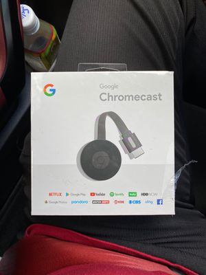 Chromecast (NEW) for Sale in Tampa, FL