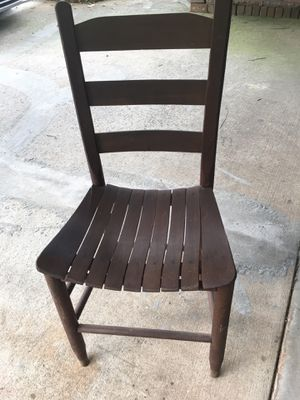 REDUCED...VERY OLD ANTIQUE CHAIR for Sale in Lawrenceville, GA