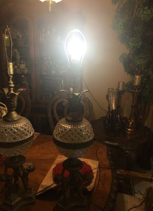 Antique lamps for $100 for Sale in Miami, FL