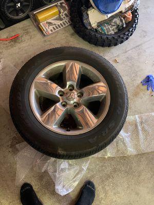 Dodge rams rims for Sale in Moreno Valley, CA