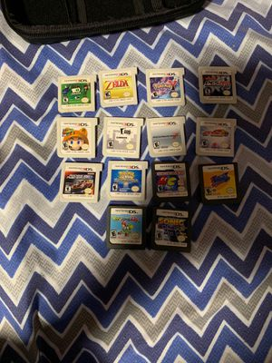 Nintendo 3DS and DS game lot for Sale in Herndon, VA