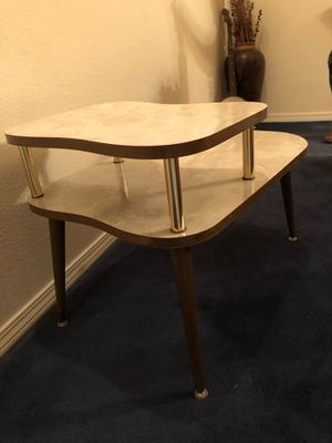 Mid century modern side tables for Sale in Tacoma, WA