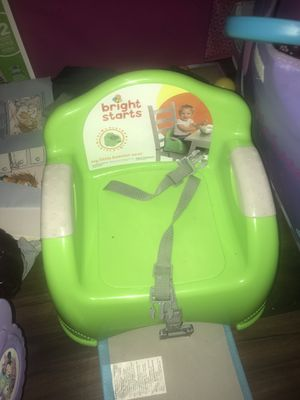 Booster seat for high chair for Sale in Arlington, VA