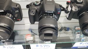 Canon EOS Rebel T6 for Sale in Lewisville, TX