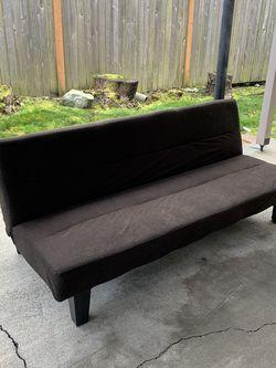 Black Futon for Sale in Everett,  WA