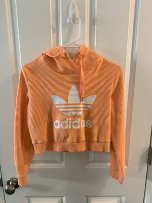 ADIDAS crop hoodie for Sale in Bothell, WA