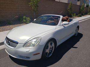 Lexus Sc 430 Very Clean 2 owners for Sale in Las Vegas, NV