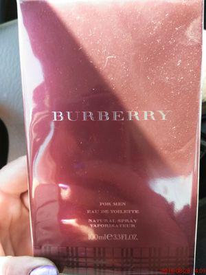 Burberry men's eau de toilette for Sale in Portland, OR