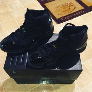 Jordan Gama 11 size 12 and size 13 NO TRADES!!! for Sale in Houston, TX
