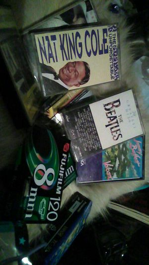 MANY CASSETTE TAPES & BLANKS NEW $1 &UP for Sale in Milton, FL