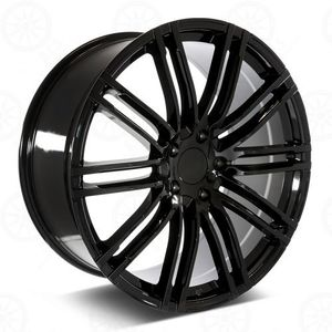 """Porsche cayenne 22"""" new turbo style new rims tires set for Sale in Hayward, CA"""