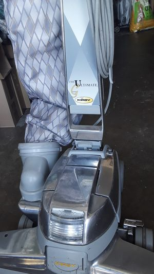 ULTIMATE KIRBY VACUUM AND SHAMPOO SYSTEM for Sale in Palmdale, CA