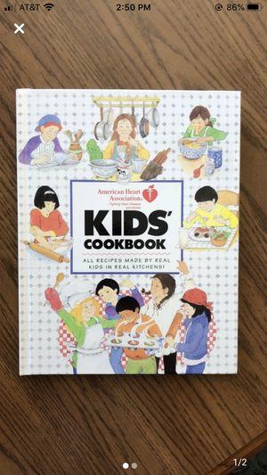 American Heart Association kids cookbook for Sale in Appleton, WI