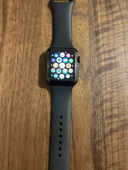 Apple Watch Stainless Steel Series 42mm for Sale in Reston,  VA