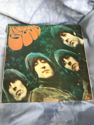 The Beatles Rubber Soul Album for Sale in Garland, TX