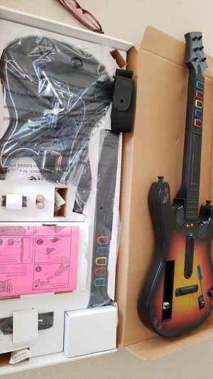 Guitar Hero guitars for video game for Sale in Lovettsville, VA