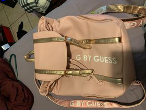 G by guess backpack for Sale in Sugar Land, TX
