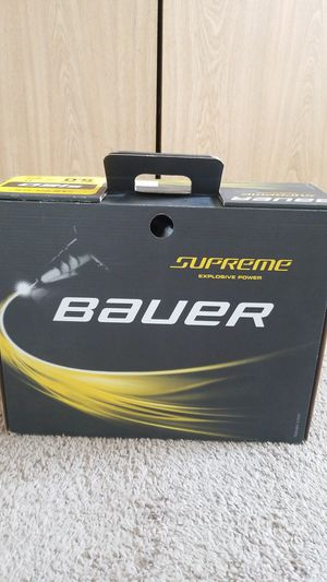 Bauer Supreme S160 Hockey Skate (Hockey Size 5.0) for Sale in Seattle, WA