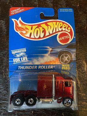 1995 Hot Wheels Thunder Roller for Sale in Las Vegas, NV