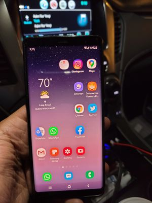 samsung note 8 for Sale in Los Angeles, CA