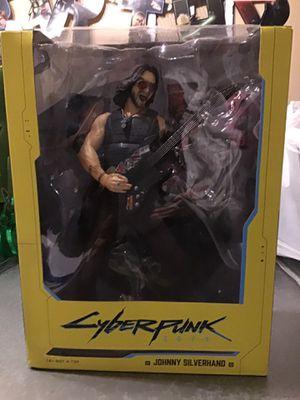 """Cyberpunk 2077 Johnny Silverhand 12"""" figure for Sale in Fort Lauderdale, FL"""