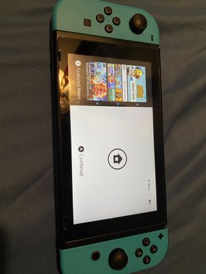 Nintendo switch for Sale in Pasadena, TX