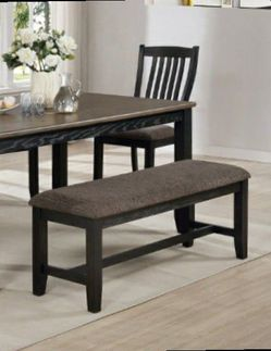 CLOSEOUTS LIQUIDATIONS SALE BRAND NEW 6PC DINING TABLE SET INCLUDES TABLE 1 BENCH AND 4 CHAIRS ALL NEW FURNITURE CM2142 for Sale in Ontario,  CA