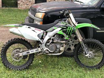 Kx 450f for Sale in Pinehurst, TX