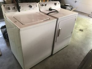 GE Washer/Dryer Set for sale in Durand, WI for Sale in Durand, WI