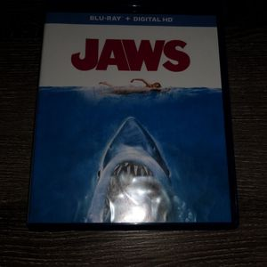 Jaws (blu-ray) for Sale in Montgomery Village, MD