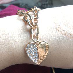 Mk Charm Heart Bracelet Jewelry for Sale in Burtonsville,  MD