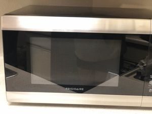Frigidaire Microwave 1.6 cu ft Stainless Steel for Sale in DEVORE HGHTS, CA