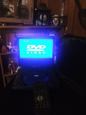 Portable DVD player for Sale in Quintana, TX