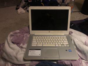 "HP 14a-na0022od Chromebook, 14"" Screen, Intel® Pentium® Silver, 4GB Memory, 64GB Flash Storage, Google™ Chrome OS, 1X497UA#ABA for Sale in Fremont, CA"