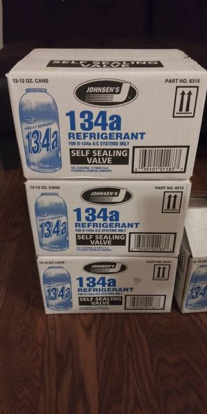 REFRIGERANT. (FREON) for Sale in Dallas, TX