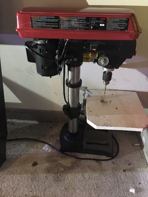 DRILL PRESS for Sale in Fairfax, VA