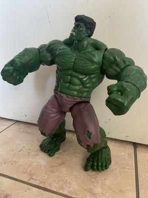 "Hulk Marvel Disney Store 14"" Talking Figure for Sale in Carson, CA"
