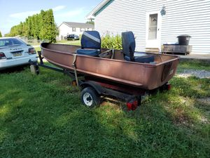 3 seater boat for Sale in Fredericksburg, PA