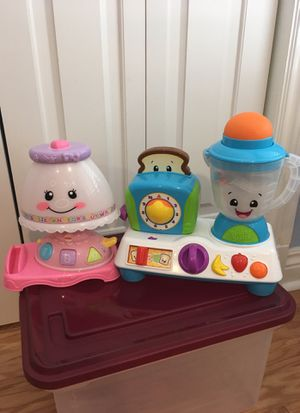 Baby toys like new for Sale in Port St. Lucie, FL
