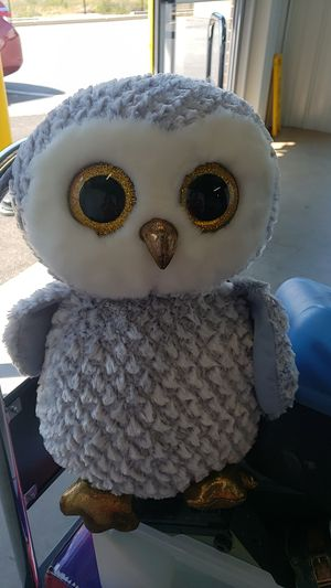 Ty beanie baby large Owlette for Sale in Greenville, SC
