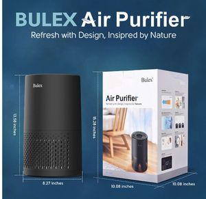 Bulex Air Purifier with True HEPA Filter for Sale in Queens, NY