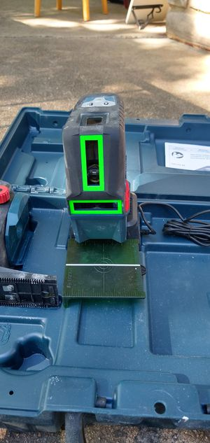 Green Level Lasser (BLUETOOTH APP) for Sale in Cary, NC