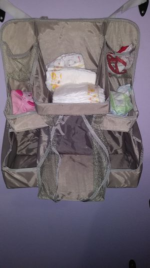 Diaper / Wipes/ Crib organizer for Sale in Riverview, FL
