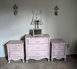 French Providence antique furniture set for Sale in Dallas, TX