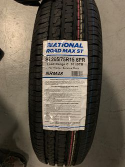 205/75R15 National for Sale in Schiller Park,  IL