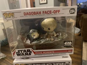 Funko Movie Moments Dahobah Faceoff Luke Skywalker for Sale in Land O' Lakes, FL