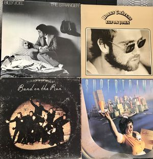Elton John, Billy Joel, Paul McCartney records! for Sale in Orlando, FL