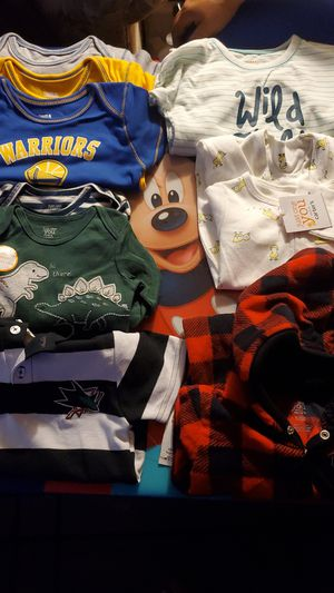 Baby boy clothes for Sale in San Jose, CA