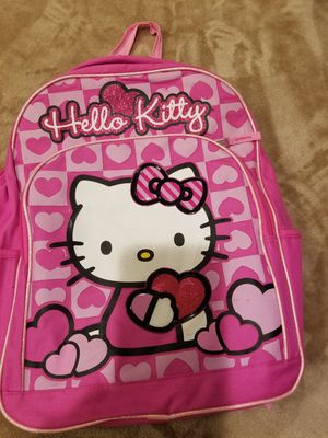 Hello kitty backpack for Sale in Rosemont, IL