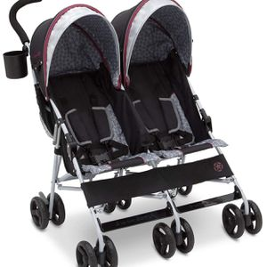 New Delta J for Jeep Scout Double Stroller, Lunar Burgundy SUMMERLIN for Sale in Las Vegas, NV